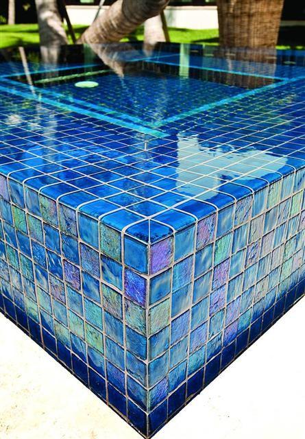 سرامیک استخری شیشه ای
