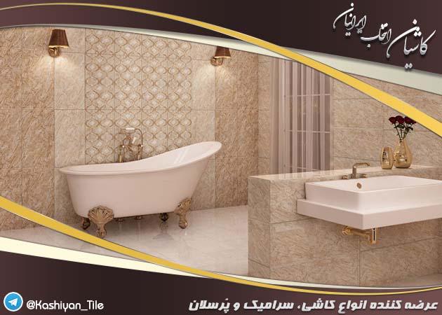سرامیک کف توالت و حمام مدرن بسیار مقاوم ساخته شده و به راحتی در کف سرویس بهداشتی نصب می گردد. این محصول در طرح های مات و براق با ضریب اصطحکاک مناسب تولیده شده و مانع سر خوردن افراد در هنگام رفت آمد می شود. سرامیک کف توالت و حمام مدرن